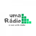 Logo da emissora Uma Rádio