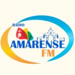 Logo da emissora Rádio Amarense