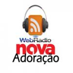 Logo da emissora Web Rádio Nova Adoração