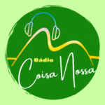 Logo da emissora Rádio Coisa Nossa
