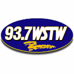 Logo da emissora Radio WSTW 93.7 FM HD-2