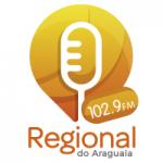 Logo da emissora Rádio Regional 102.9 FM