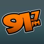 Logo da emissora Rádio Regional 91.7 FM