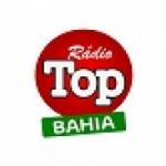 Logo da emissora Rádio Top Bahia