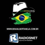 Logo da emissora Brasil Sertaneja Web Rádio