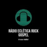 Logo da emissora Rádio Ecletic Rock Gospel