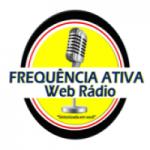 Logo da emissora Frequência Ativa Web Rádio