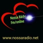 Logo da emissora Nossa Radio On Line