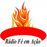 Logo da emissora Rádio Fé em Ação
