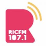 Logo da emissora Rádio RIC 107.1 FM