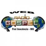 Logo da emissora Rádio Gospel Frei inocêncio