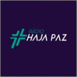 Logo da emissora Rádio Haja Paz