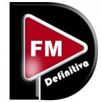 Logo da emissora Rádio Definitiva FM