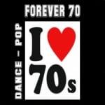 Logo da emissora Forever 70