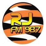 Logo da emissora Rádio RJ 98.7 FM