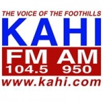 Logo da emissora Radio KAHI 950 AM