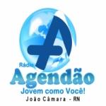 Logo da emissora Rádio Agendão
