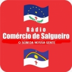 Logo da emissora Rádio Comércio De Salgueiro