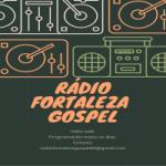 Logo da emissora Rádio Fortaleza Gospel