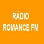 Logo da emissora Rádio Romance 106.3 FM