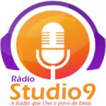 Logo da emissora Rádio Studio 9