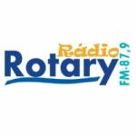 Logo da emissora Rádio Rotary 87.9 FM