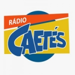 Logo da emissora Rádio Caetés