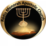 Logo da emissora Rádio Menorah Apostolic Church