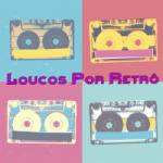 Logo da emissora Rádio Loucos Por Retrô