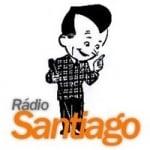 Logo da emissora Rádio Santiago 1230 AM