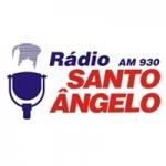 Logo da emissora Rádio Santo Ângelo 930 AM