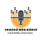 Logo da emissora Irapuã Web Rádio