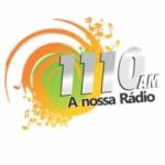 Logo da emissora Rádio São Carlos 1110 AM