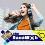 Logo da emissora Rádio Uauá Web