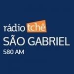 Logo da emissora Rádio São Gabriel 580 AM