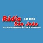 Logo da emissora Rádio São João 1580 AM