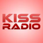 Logo da emissora Rádio Kiss FM Br