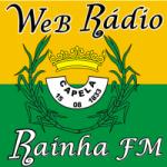 Logo da emissora Web Rádio Rainha FM