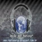 Logo da emissora Opção Web Rádio SP