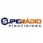Logo da emissora Super Rádio Piratininga 610 AM