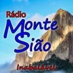 Logo da emissora Rádio Monte Sião