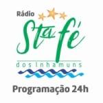 Logo da emissora Web Rádio Sta Fé Inhamuns