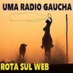 Logo da emissora Rádio e Tv Rota Sul Web