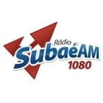 Logo da emissora Rádio Subaé 1080 AM