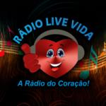 Logo da emissora Rádio Live Vida