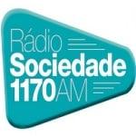 Logo da emissora Rádio Sociedade 1170 AM