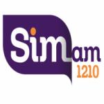 Logo da emissora Rádio SIM 1210 AM