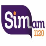 Logo da emissora Rádio SIM 1120 AM