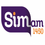 Logo da emissora Rádio SIM 1450 AM