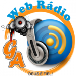 Logo da emissora Ga Web Rádio